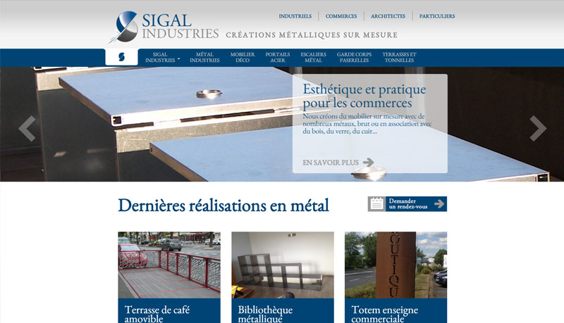 Sigal-industrie
