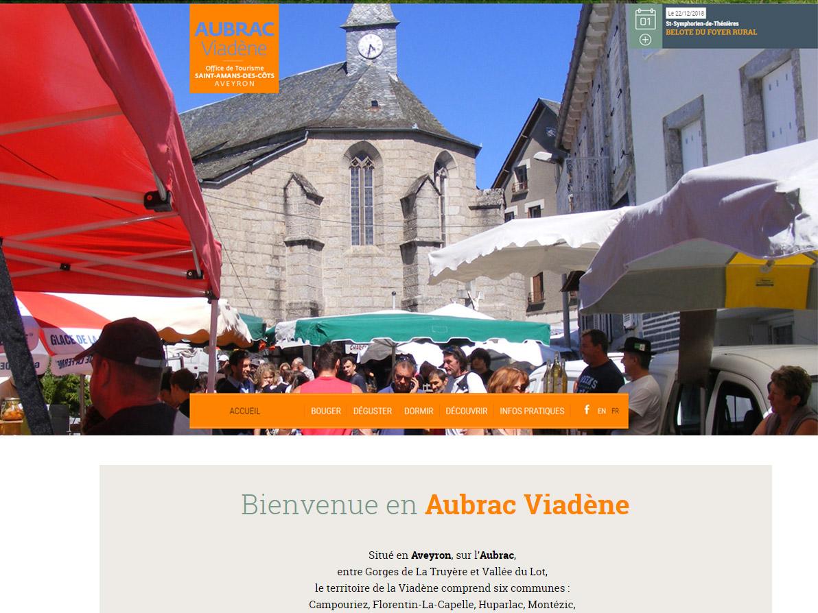 Aubrac Viadène Tourisme